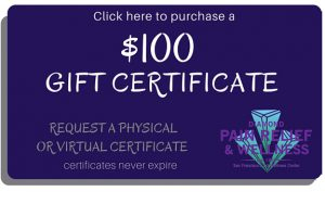 San Francisco massage DWC $100 Gift Card, Gift Certificates Image
