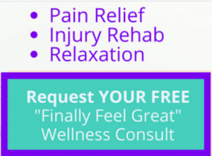 "Click link to Request YOUR FREE ""Finally Feel Great"" Wellness Consultation with our director and chief Pain Reliever & Mover Improver, Irene Diamond​, RT. www.diamondwellness.com/we-unique/wellness-consultation"