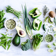 Become A Lean, Green Vegetable Eating Machine